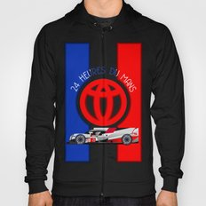 24 Hours of Le Mans - Toyota TS050 Hoody
