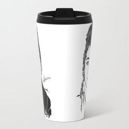 Lauren Jauregui/Mulan Original Design Digital Painting Travel Mug
