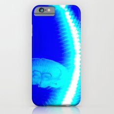 glowing jellyfishes iPhone 6s Slim Case
