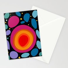 Galaxy Abstract Pattern Minimalist Decoration Stationery Cards