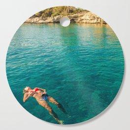 floater Cutting Board