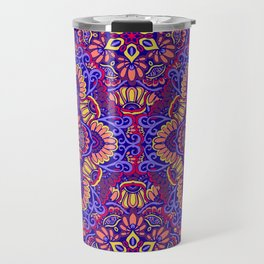 Freya Mandalas Travel Mug