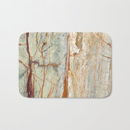 Colorful Textured Granite Bath Mat