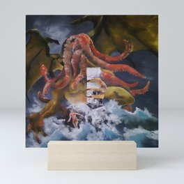 Chuthulu Fantasy Mini Art Print