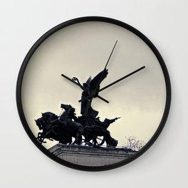 Boudicca's Statue Wall Clock