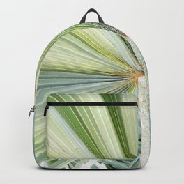 Fanned Palms Backpack
