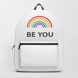 Be You - LGBT Pride Backpack