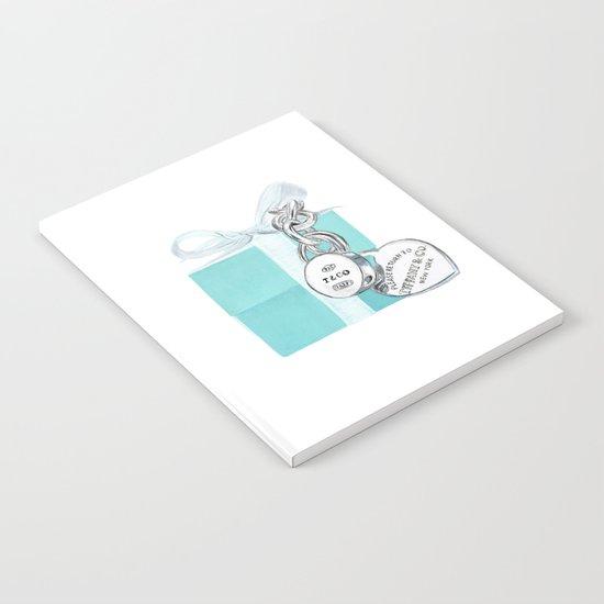 Jewelry Box Notebook