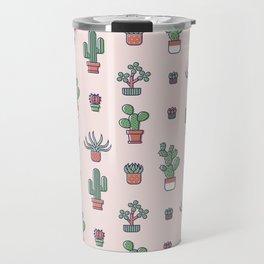 I Love Succulents Travel Mug