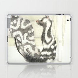 Living Interiors serie - Polecat Laptop & iPad Skin