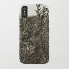 Fall Textures iPhone X Slim Case