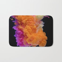 Abstract Background 207 Bath Mat