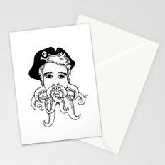 Octobeard Stationery Cards