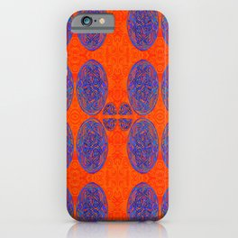 Celtic Knot Work iPhone Case