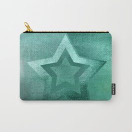 Suprematist Star III Carry-All Pouch