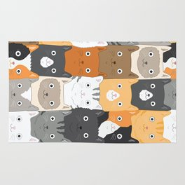 Herded Cats Rug