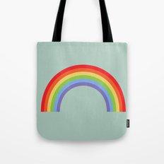 Rainbow Sky Tote Bag