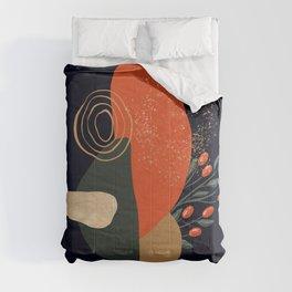 Christmas Greetings Comforters