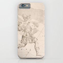 Johann Bayer - Uranometria / Measuring the Heavens (1661) - 04 Cepheus iPhone Case