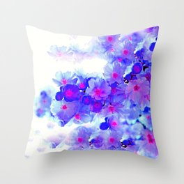 Cherry Blossom Tree Throw Pillow