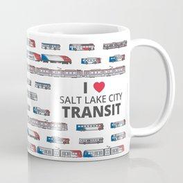 The Transit of Greater Salt Lake City Coffee Mug