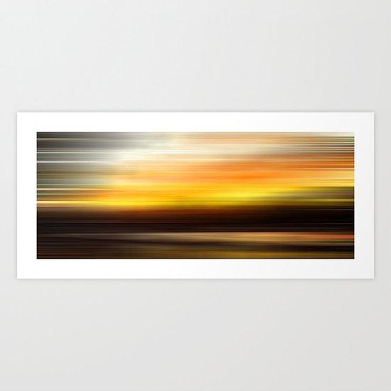 Ocean Dawn Art Print