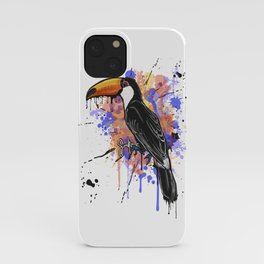 Prince- Toco Toucan iPhone Case
