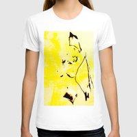 nudes T-shirts featuring Nudes Art 2011 by Falko Follert Art-FF77