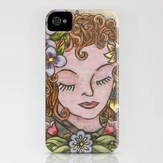 Dreaming iPhone (4, 4s) Slim Case