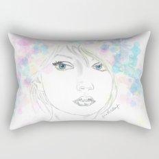Beauty in Chaos Rectangular Pillow