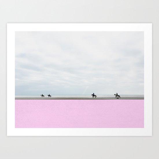 Equus Art Print