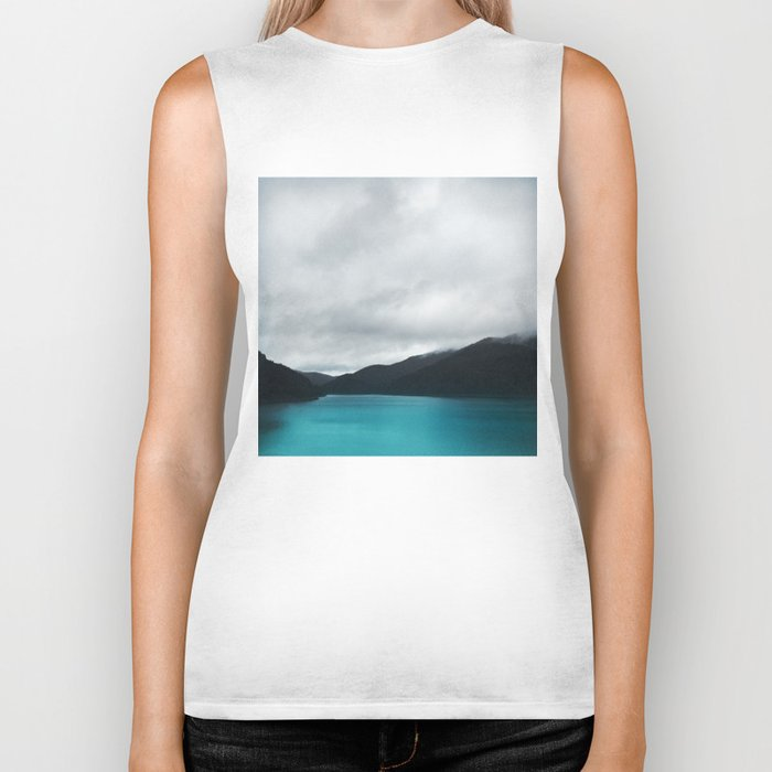 The Waters And The Wild Biker Tank