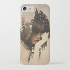 Lost In Thought iPhone 7 Slim Case
