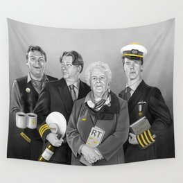 Cabin Crew Wall Tapestry