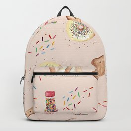 Chihuahuas and donuts Backpack