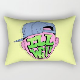 Fresh Prince of Bel Air Rectangular Pillow