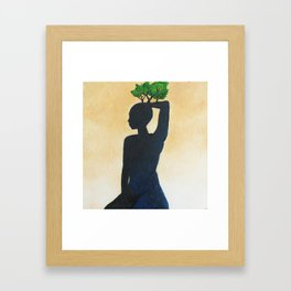 Mother Nature 2 Framed Art Print