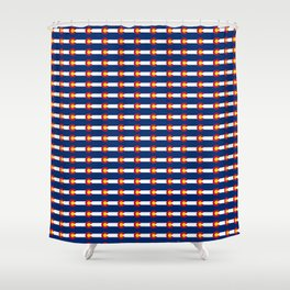colorado pattern Shower Curtain