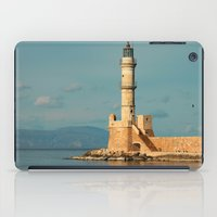 lighthouse iPad Cases featuring Lighthouse by Sylvia C