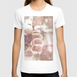 by the garden wall T-shirt