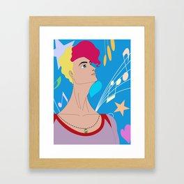 Go Kato Framed Art Print