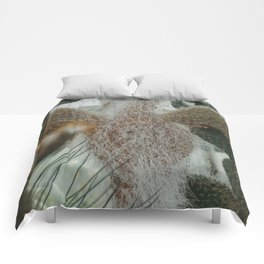 Furry Cacti Comforters