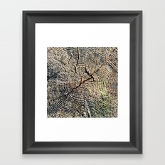 WALTER Framed Art Print