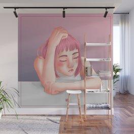Will I Fall Asleep Before I Fall - Wall Mural