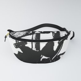 Love and weapons, Custom gift design Fanny Pack
