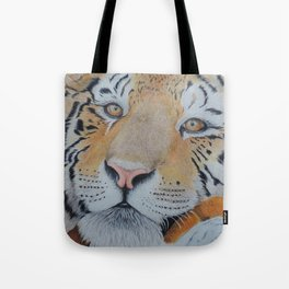 Dreamy Tiger Tote Bag