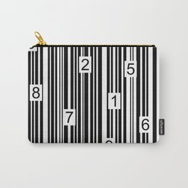 Barcode Carry-All Pouch
