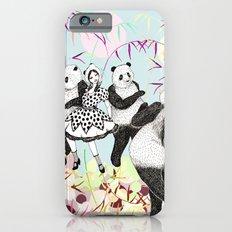 Panda Dance Slim Case iPhone 6s