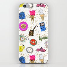 Growing Up in the 90s iPhone & iPod Skin