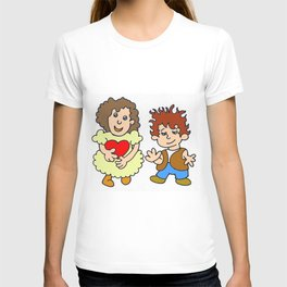 Give me your heart by Laila Cichos T-shirt